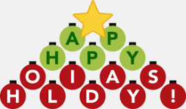 Happy Holidays from CFR!